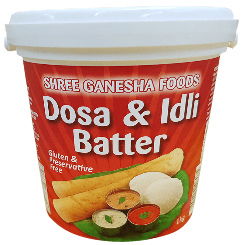 Dosa and Idli Batter
